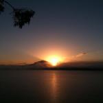 Sunrise in Puerto Varas Chile